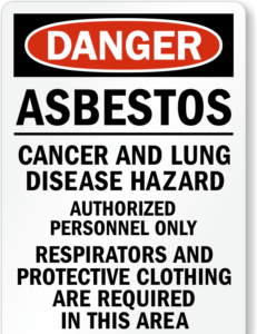 asbestos-cancer-danger-sign