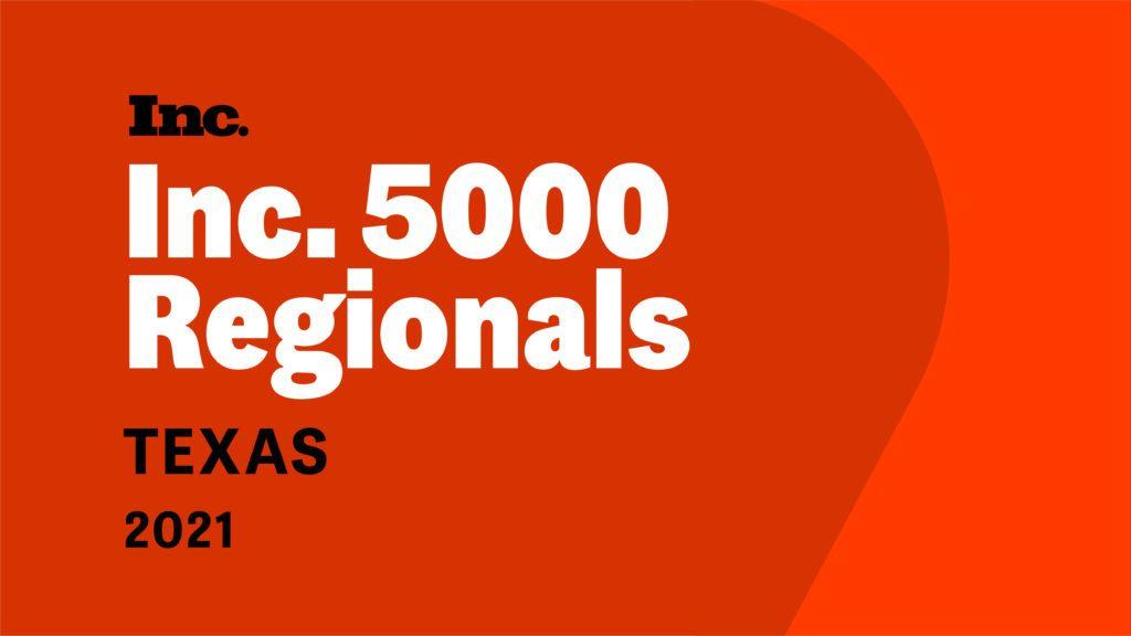 Inc 5000 Regionals Texas 2021